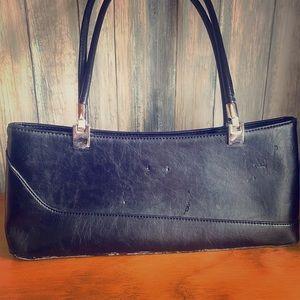 No name leather purse